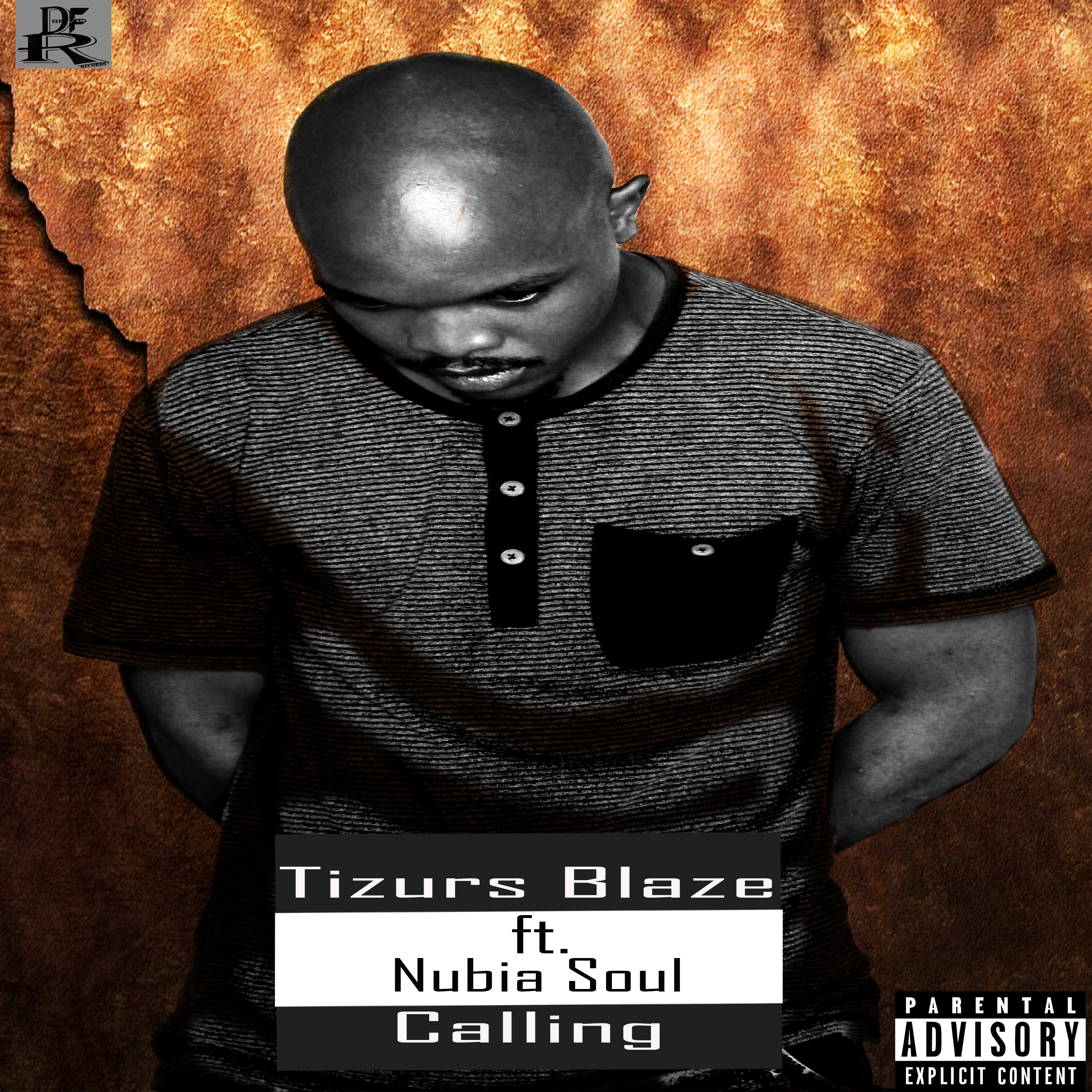 Tizurs Blaze feat. Nubia Soul Calling, Single in stores now!